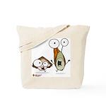 Erik & Ryan Tote Bag