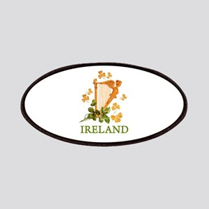 Ireland - Irish Golden Harp Patch