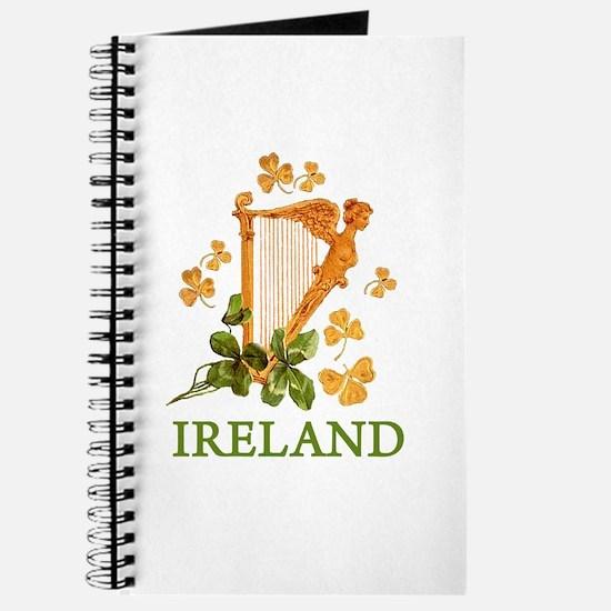 Ireland - Irish Golden Harp Journal