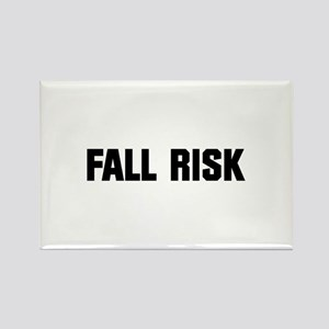 Fall Risk Rectangle Magnet