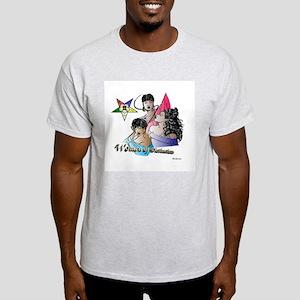 Ladie of Distinction Ash Grey T-Shirt