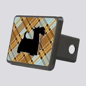 PET BED Rectangular Hitch Cover