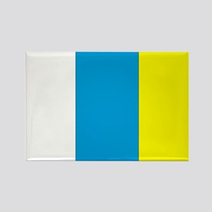 Canary Islands Rectangle Magnet