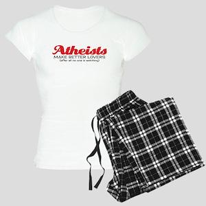 atheists make better lovers Women's Light Pajamas