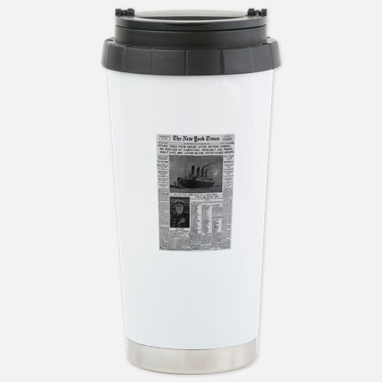 Milwaukee Sentinel Stainless Steel Travel Mug