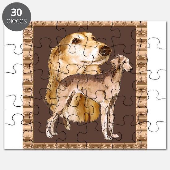 saluki tan Puzzle