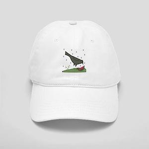 Folkart Crow Cap