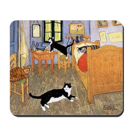 Vincent's CATS Mousepad