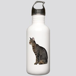 Savannah Cat Stainless Water Bottle 1.0L