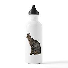 Savannah Cat Stainless Water Bottle 1.0L