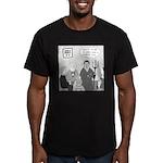 Bible Study Men's Fitted T-Shirt (dark)