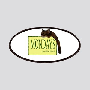 Mondays Should Be Illegal Patches