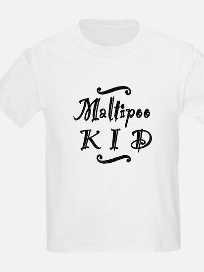 Maltipoo KID T-Shirt
