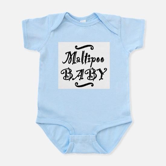 Maltipoo BABY Infant Bodysuit