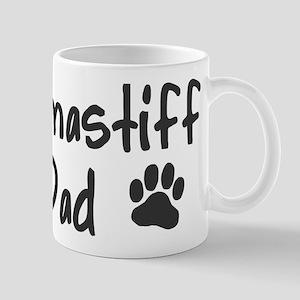 Bullmastiff DAD Mug