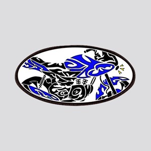 Tribal Motorcycle Patches
