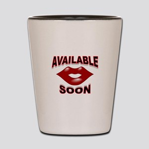 ALMOST FINAL Shot Glass