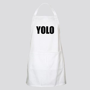 YOLO (You Only Live Once) Apron