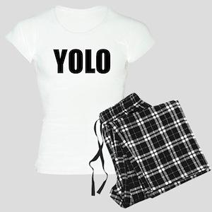 YOLO Women's Light Pajamas