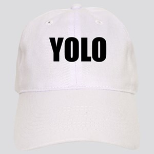 YOLO (You Only Live Once) Cap