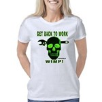 Back to Work Women's Classic T-Shirt