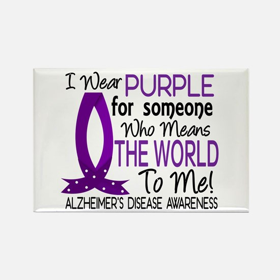 Means World To Me 1 Alzheimer's Disease Shirts Rec