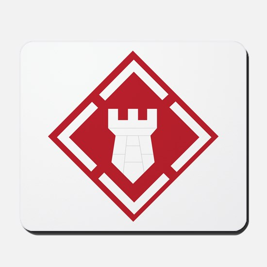 SSI - 20th Engineer Brigade Mousepad