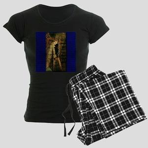 """""""The Bookworm"""" Women's Dark Pajamas"""