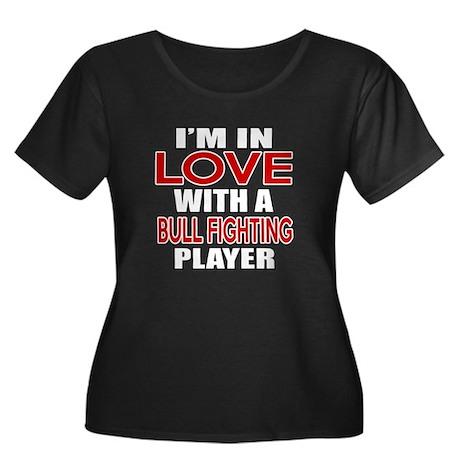 I Am In Women's Plus Size Scoop Neck Dark T-Shirt