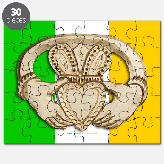 Irish Claddagh Puzzle