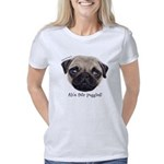 Painted Shug The Scottish  Women's Classic T-Shirt
