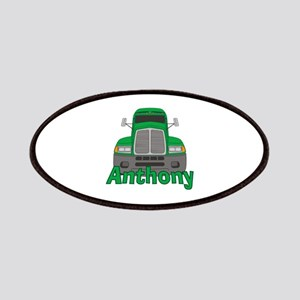 Trucker Anthony Patches