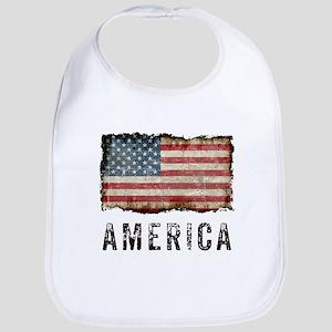 Vintage America Bib