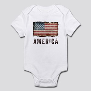 Vintage America Infant Bodysuit