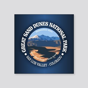 Great Sand Dunes NP Sticker