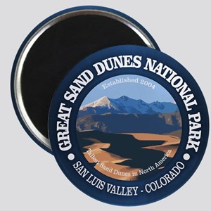 Great Sand Dunes NP Magnets