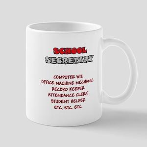 School Secretary Christmas Gifts - CafePress
