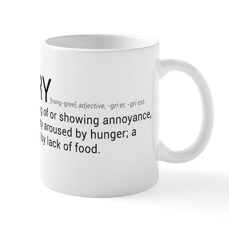 Hangry Mug