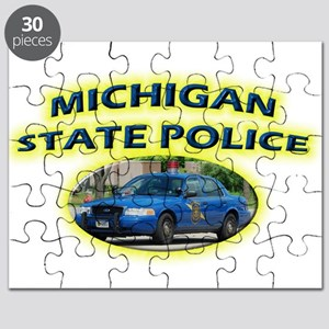 Michigan State Police Puzzle