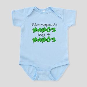 What Happens At Mamos Infant Bodysuit