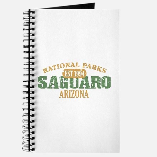 Saguaro National Park Arizona Journal