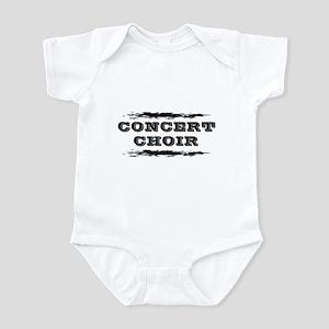 Concert Choir Infant Bodysuit