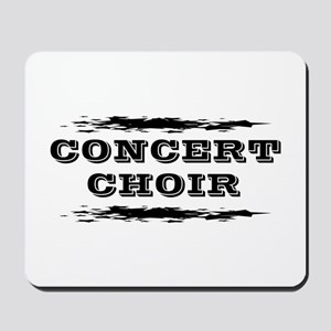 Concert Choir Mousepad