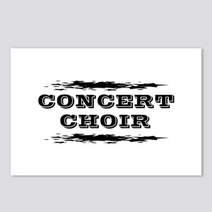 Concert Choir Postcards (Package of 8)