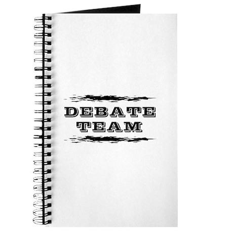 Debate Team Journal