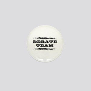 Debate Team Mini Button