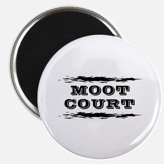 """Moot Court 2.25"""" Magnet (10 pack)"""