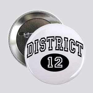 "Hunger Games District 12 2.25"" Button"