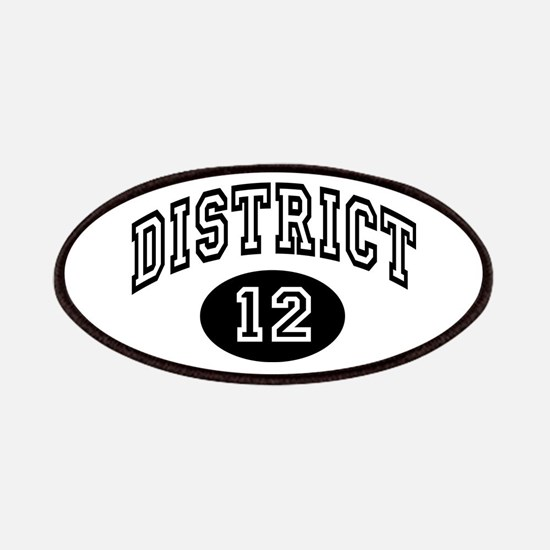 Hunger Games District 12 Patches