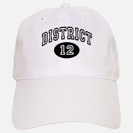 Hunger Games District 12 Baseball Baseball Cap